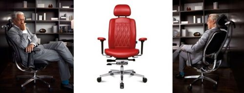 Wagner AluMedic Ergonomic Office Chair
