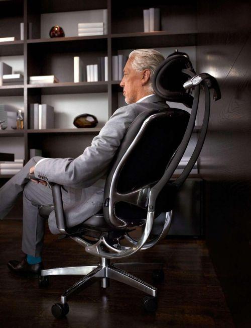 Офисное Кресло Wagner AluMedic