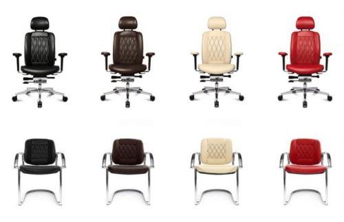 Офисные Кресла Wagner Alumedic